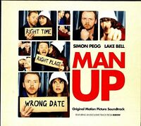 MAN UP - COLONNA SONORA  CD  NUOVO SIGILLATO