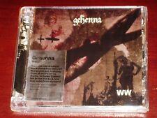 Gehenna: WW CD 2011 Bonus Tracks Peaceville UK CDVILED323 Super Jewel Box NEW