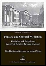 Fontane and Cultural Mediation: Translation and Reception in Nineteenth-Century