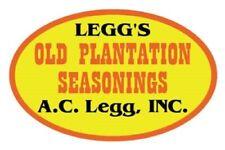 Ac Legg's Hot & Spicy Seasoning Marinade or Rub 8 oz. Ac-122