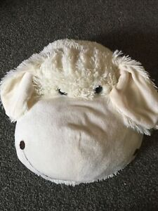 SHEEP FOOT MUFF / FOOTMUFF / FOOT SLIPPER / FOOT SLIPPERS - EX CONDITION