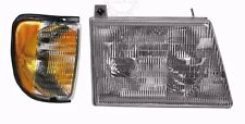 HOLIDAY RAMBLER AMBASSADOR 2003 2004 RIGHT HEADLIGHT HEAD LAMP SIGNAL LIGHT RV