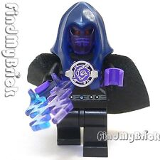 M095 Lego Custom Wizard Minifigure custom X-men with AntiMatter Hood Mask NEW
