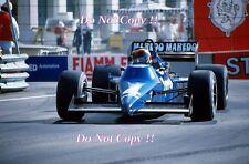 Stefan Bellof Tyrell 012 Detroit Grand Prix 1985 Photograph