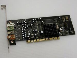 Creative X-Fi XtremeGamer 7.1, 24BIT, SB0730, PCI, FOR RETRO COMPUTERS