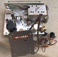 1956 Magnavox CR718BB AM FM Tuner Tube Preamp