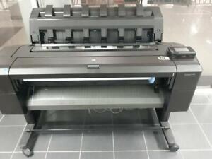 MODERN HP Designjet T920 LARGE FORMAT CAD PLAN PRINTER A1 A0 T930 510 T1500