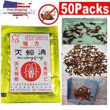 5-50PCS Killer Cockroach Powder Bait Special Medicine Insect Reject Pest Control
