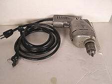 "Vintage SKIL Electric Drill Home Shop 1/4"" Model 549 TYPE 2 115v 2000rpm 1.3 amp"