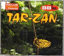 BB Inc. - Tar-Zan - CDM - 1998 - House Trance 5TR Panic Records Groovezone
