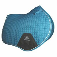 Woof Wear Close Contact Unisex Saddlery and Equipment Saddle Pad - MINT Full Size