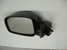 Isuzu Pickup 2.5/3.0TD TFS54/77 Door/Wing Mirror Black Electric L/H N/S 03-8/06