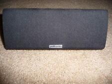 Polk Audio RM7 Center Channel Piano Black Speaker ***TESTED***
