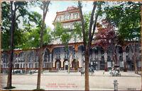 1913 Postcard: Grand Union Hotel - Saratoga Springs, New York NY