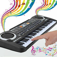 Children's Gifts Electronic Keyboard 61 Keys Digital Music  Electric Piano