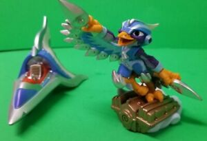 Activision Skylanders Superchargers Stormblade and Sky Slicer Loose Figures Lot!