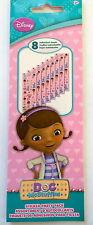 8 Sheets Disney Junior Doc McStuffins Stickers Party Favors Teacher Supply