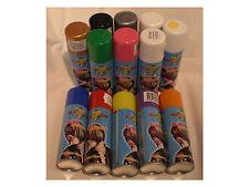 Color Haarspray  grün rot  blau schwarz weiß grau farbiges Haarspray 125ml NEU