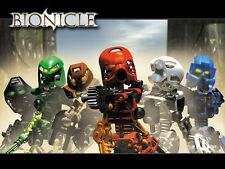 Lego Bionicles Collection of 215 Sets 2001-2007
