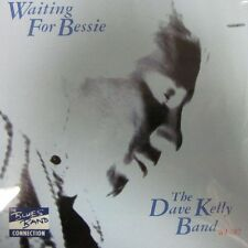The Dave Kelly Band (CD Album)Waiting For Bessie-Diamond-GEMCD009-UK-New