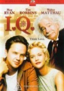 I.Q. starring Meg Ryan (DVD, 2003)