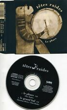 "TETES RAIDES ""Le phare"" (CD Maxi / EP) 1992"