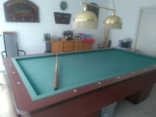 Langenfeld Karambolage 9 ft Fuß Tisch Billard Snooker Pool Carambolage Heizung