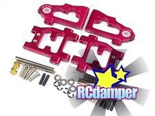 ALUMINUM FRONT & REAR LOWER ARM R TAMIYA 1/10 TT01D TT01R TYPE E TT 01 01D 01R