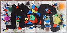 Joan Miró Original Lithograph