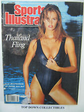 Sports Illustrated Swimsuit  Edition  Magazine 1988  Estelle LeFebure-Orient