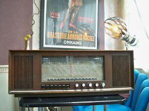 TOP Saba Konstanz Lindau tube radio FM stereo till 108