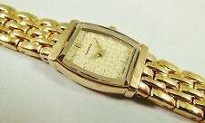 Lassale by Seiko Gold Tone Base Metal 1F20-2N50 Sample Watch NON-WORKING