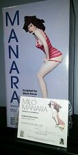 MILO MANARA SEXY 12 INCH STATUE NUMBERED LIMITED ED 494/950 DARK HORSE COMICS