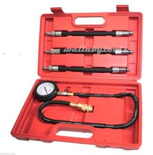 Multi-Function Gas Engine Compression Cylinder Pressure Gauge Auto Motor Tester