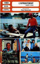 Movie Card. Fiche Cinéma. L'affrontement / Harry & Son (USA) Paul Newman1983 (R)