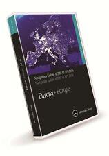 Ori MERCEDES Navigazione DVD software audio 50 APS Europa 2016 Turchese ntg2.5