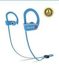 Bluetooth Headphones Best Wireless Sport Earphones Hbuds H1 w/Mic Ipx7 Waterp.