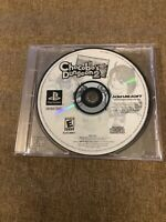 Chocobo's Dungeon 2 (Sony PlayStation 1, 1999) Disc only! PS1 RPG