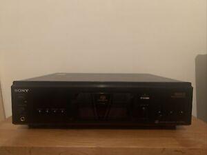 Sony 555es Scd (no Remote)