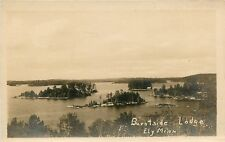 Minnesota, MN, Ely, Burtside Lodge Real Photo Postcard
