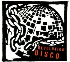 REVOLUTION DISCO  CD NEU BANDISTA/BABYLON CIRCUS/ROTFRONT/+
