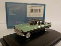 Vauxhall Cresta - Green/Black Model Car, 76cre011