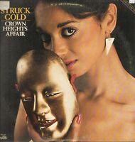 Crown Heights Affair – Struck Gold - De-Lite Records – DX-1-510 - USA 1983