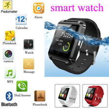 Bluetooth Sports Smart Watch Camera Phone Mate for Android Samsung iPhone LG