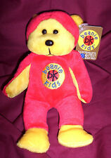 BEANIE KID The Beanie Master  Bear.  Mint With Mint Tag