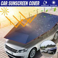 Car Tent Umbrella Sun Shade Anti-UV Tent Roof Cover Waterproof Oxford Cloth //