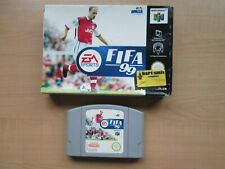 Nintendo 64 - FIFA 99 - BOXED Game - NO Manual INCLUDED
