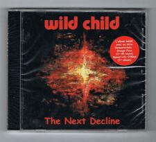 WILD CHILD - THE NEXT DECLINE - 18 TITRES - NEUF NEW NEU