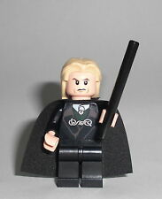 LEGO Harry Potter - Lucius Malfoy - Figur Minifig Todesser Death Eater 4867 4736