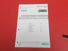 Philips 70FT920 Digital Tuner orig. Service Anleitung Manual